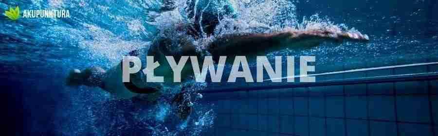 sport wyczynowy akupunktura pływanie