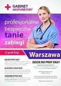 Gabinet Akupunktury i Medycyny Wschodniej prof Enji