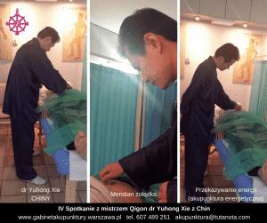 Spotkanie Edukacyjne z dr Xie