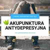 Akupunktura w leczeniu nerwic i depresji