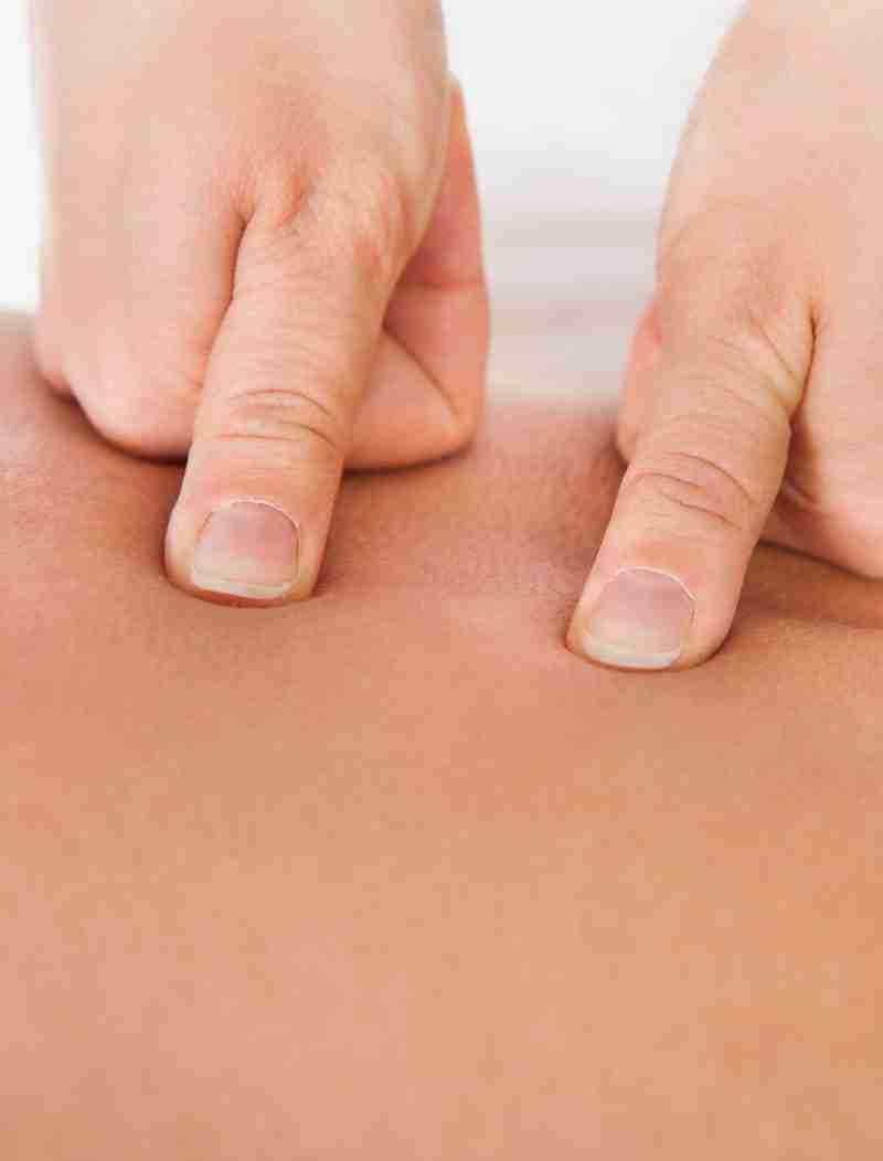 akupresura chińska masaż punktowy ciała
